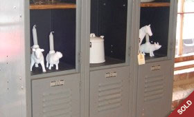 Locker Buffet