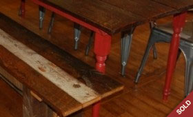 Farm Table Set