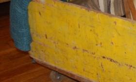 Industrial Storage Cart